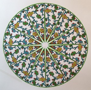 Turkish Mandala