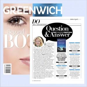 Greenwich Mag - presentation