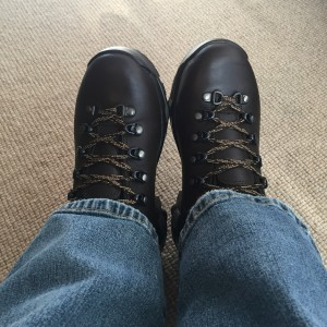 My NEW boots!